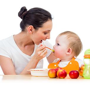Alimentación Complementaria para el Recien Nacido
