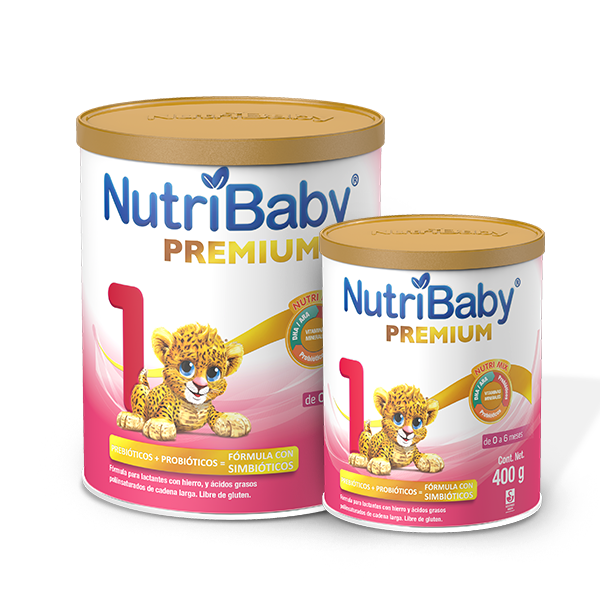 Nutribaby 1 Premium fórmula infantil