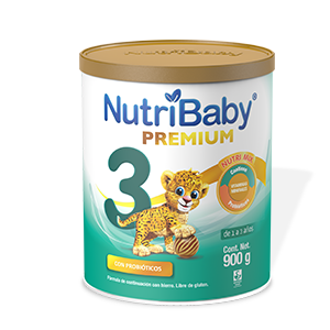 Productos Nutribaby 3 Premium 900g